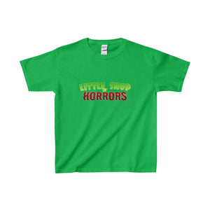 Little Shop Of Horrors - Youth Heavy Cotton Tee Irish Green / Xs Kids Clothes