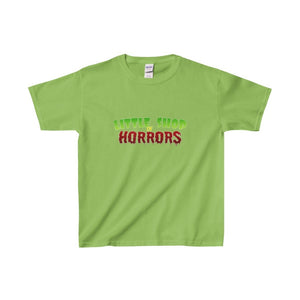 Little Shop Of Horrors - Youth Heavy Cotton Tee Lime / Xs Kids Clothes