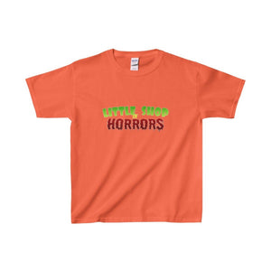 Little Shop Of Horrors - Youth Heavy Cotton Tee Orange / Xs Kids Clothes
