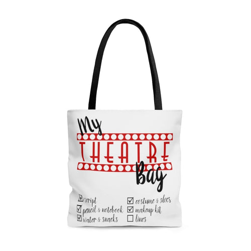 My Theatre Bag - Tote Bag Large Bags