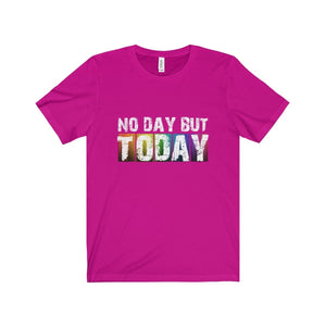 No Day But Today (Rent) - Unisex Jersey Short Sleeve Tee Berry / Xs T-Shirt
