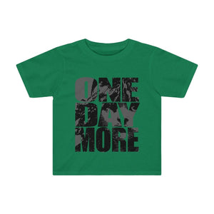 One Day More - Kids Tee Kelly / 2T Kids Kids Clothes