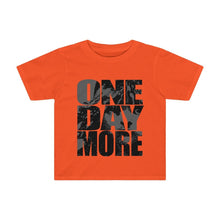 One Day More - Kids Tee Orange / 2T Kids Kids Clothes