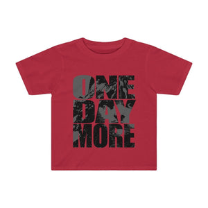 One Day More - Kids Tee Red / 2T Kids Kids Clothes