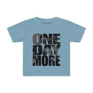 One Day More - Kids Tee Sky Blue / 2T Kids Kids Clothes