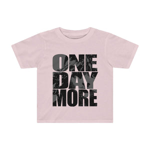 One Day More - Kids Tee Soft Pink / 2T Kids Kids Clothes
