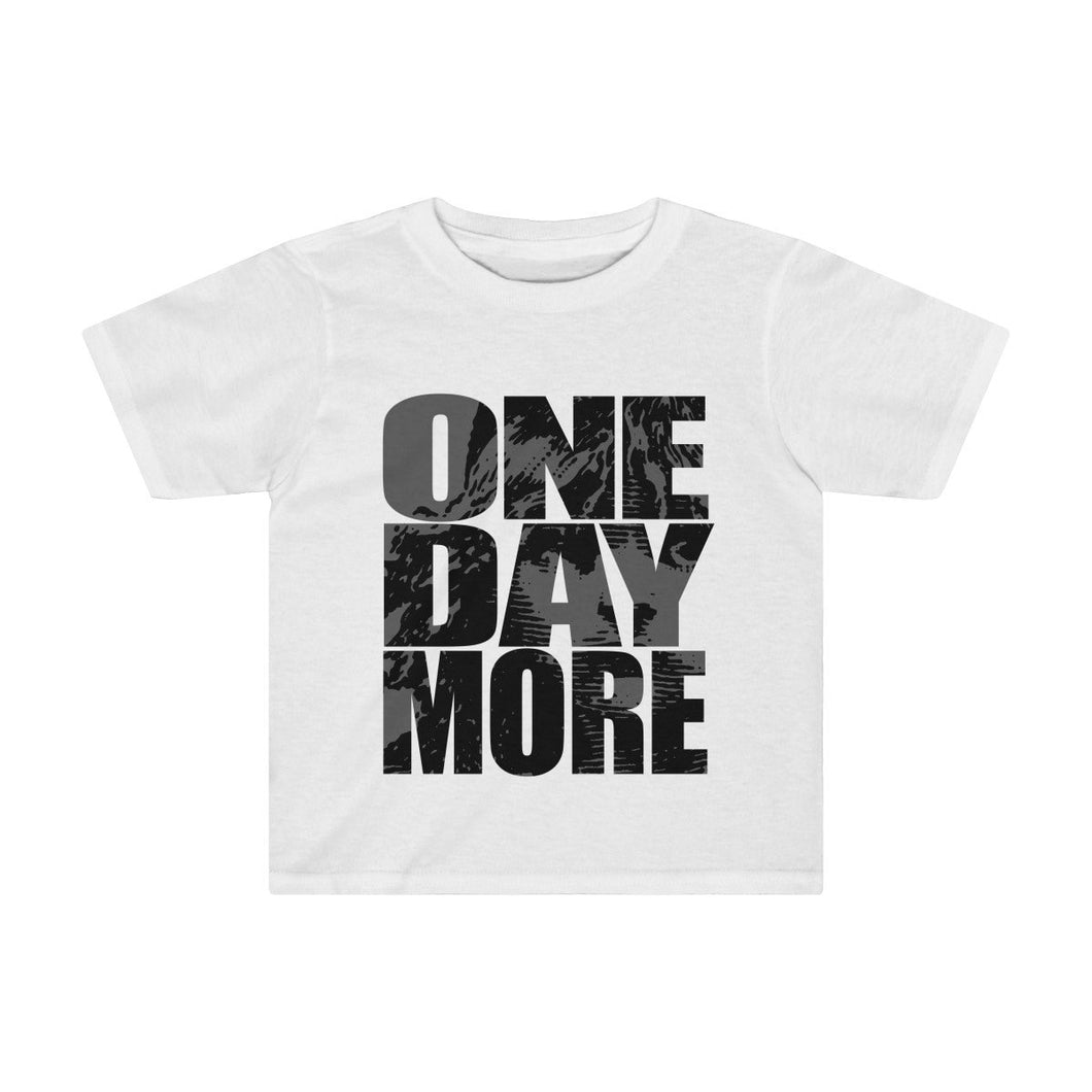 One Day More - Kids Tee White / 4T Kids Kids Clothes