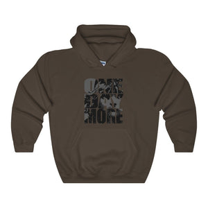 One Day More - Unisex Heavy Blend Hooded Sweatshirt Dark Chocolate / S Men Women Hoodie