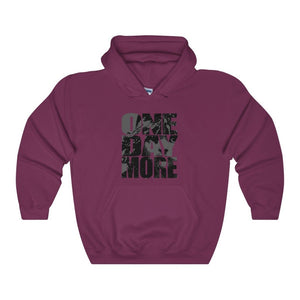 One Day More - Unisex Heavy Blend Hooded Sweatshirt Maroon / S Men Women Hoodie