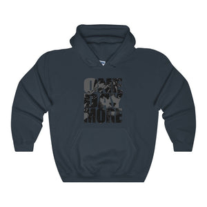 One Day More - Unisex Heavy Blend Hooded Sweatshirt Navy / S Men Women Hoodie
