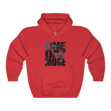 One Day More - Unisex Heavy Blend Hooded Sweatshirt Red / S Men Women Hoodie