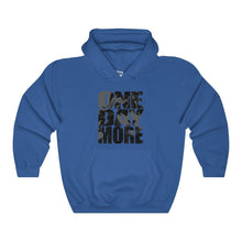 One Day More - Unisex Heavy Blend Hooded Sweatshirt Royal / S Men Women Hoodie