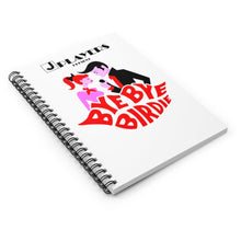 Organization (JPLAY) - The J Players Bye Bye Birdie Ruled Line Spiral Notebook Paper products