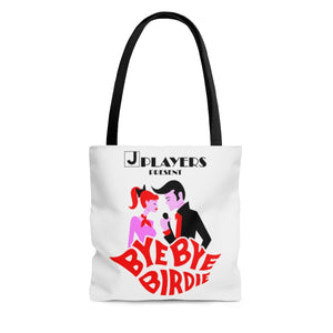 Organization (JPLAY) - The J Players Bye Bye Birdie Tote Bag Large Bags