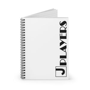 Organization (JPLAY) - The J Players Ruled Line Spiral Notebook Paper products