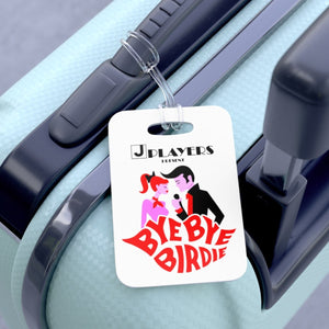 Organization (JPLAY) - The JPlayers Bye Bye Birdie Luggage Bag Tag One Size Accessories