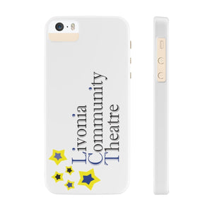 Organization (LCT) - Livonia Community Theatre Slim Phone Cases iPhone 5/5s/5se Slim Phone Case
