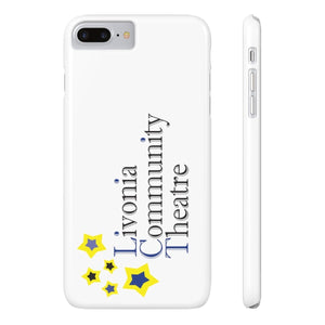 Organization (LCT) - Livonia Community Theatre Slim Phone Cases iPhone 7 Plus iPhone 8 Plus Slim Phone Case