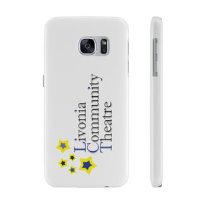 Organization (LCT) - Livonia Community Theatre Slim Phone Cases Samsung Galaxy S7 Slim Phone Case