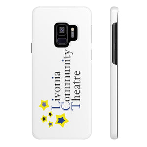 Organization (LCT) - Livonia Community Theatre Slim Phone Cases Samsung Galaxy S9 Slim Phone Case