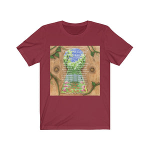 Organization (LCT) - Livonia Community Theatre The Secret Garden Unisex Jersey Short Sleeve Tee Cardinal / XS Men Women T-Shirt