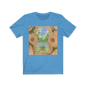 Organization (LCT) - Livonia Community Theatre The Secret Garden Unisex Jersey Short Sleeve Tee Heather Columbia Blue / XS Men Women T-Shirt