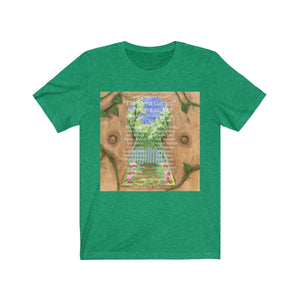 Organization (LCT) - Livonia Community Theatre The Secret Garden Unisex Jersey Short Sleeve Tee Heather Kelly / XS Men Women T-Shirt