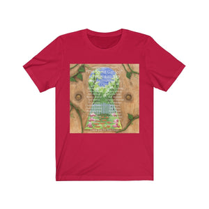 Organization (LCT) - Livonia Community Theatre The Secret Garden Unisex Jersey Short Sleeve Tee Red / XS Men Women T-Shirt