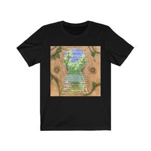 Organization (LCT) - Livonia Community Theatre The Secret Garden Unisex Jersey Short Sleeve Tee Solid Black Blend / XS Men Women T-Shirt