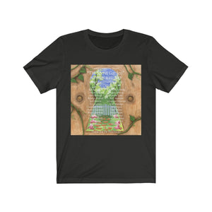 Organization (LCT) - Livonia Community Theatre The Secret Garden Unisex Jersey Short Sleeve Tee Vintage Black / XS Men Women T-Shirt