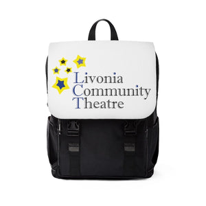 Organization (LCT) - Livonia Community Theatre Unisex Casual Shoulder Backpack One Size Bags
