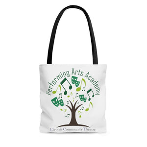 Organization (LCT) - Performing Arts Academy Tote Bag
