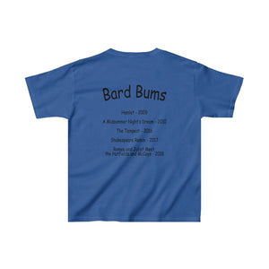 Organization (Mcyt) - Bard Bums With Shows - Youth Heavy Cotton Tee Kids Clothes