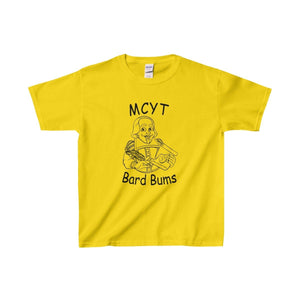 Organization (Mcyt) - Bard Bums - Youth Heavy Cotton Tee Daisy / Xs Kids Clothes