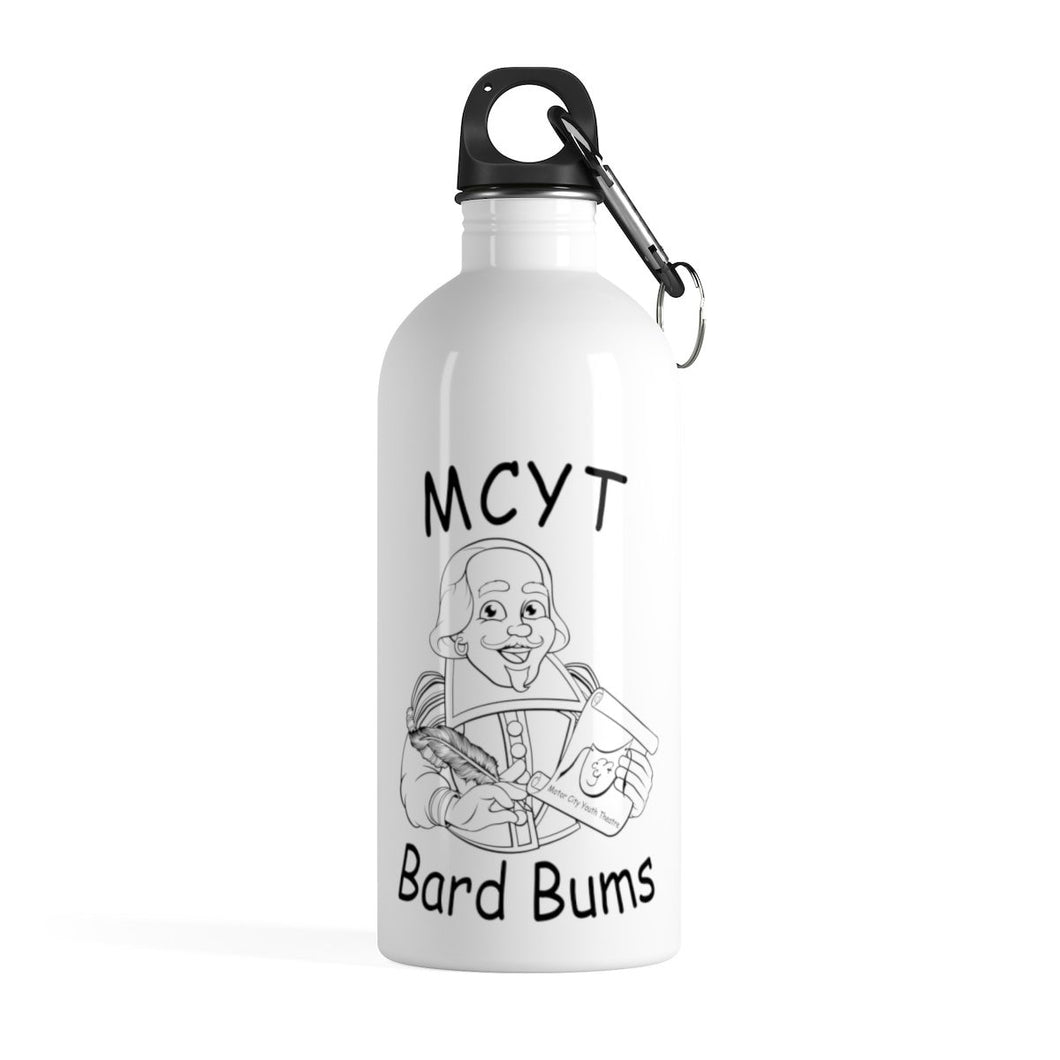 Organization (Mcyt) - Stainless Steel Water Bottle 14Oz Mug