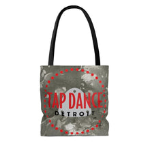 Organization (TDD) - Tap Dance Detroit Logo Pattern Tote Bag Bags