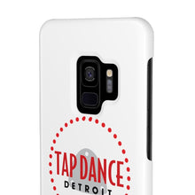 Organization (TDD) - Tap Dance Detroit Logo Slim Phone Cases Phone Case