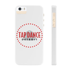 Organization (TDD) - Tap Dance Detroit Logo Slim Phone Cases iPhone 5/5s/5se Slim Phone Case