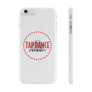Organization (TDD) - Tap Dance Detroit Logo Slim Phone Cases iPhone 6/6s Plus Slim Phone Case