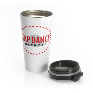 Organization (TDD) - Tap Dance Detroit Logo Stainless Steel Travel Mug Mug