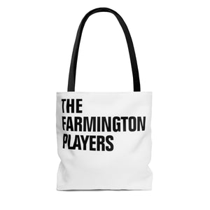 Organization (TFP) - The Farmington Players Barn Logo Tote Bag Bags