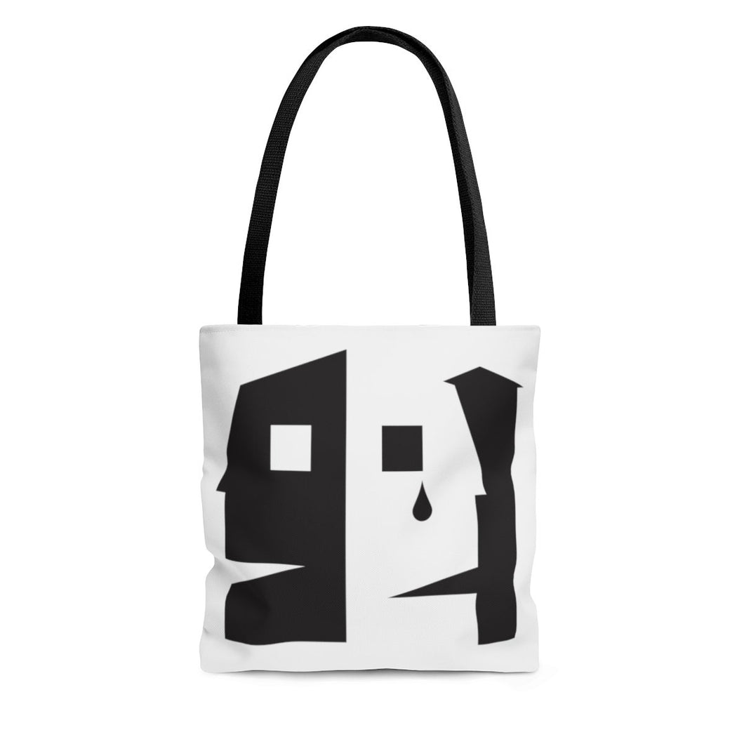 Organization (TFP) - The Farmington Players Barn Logo Tote Bag Large Bags