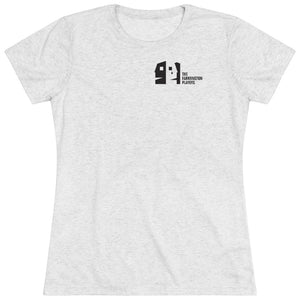 Organization (TFP) - The Farmington Players Barn Logo Women's Triblend Tee