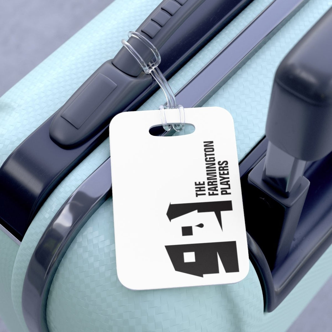 Organization (TFP) - The Farmington Players Barn Luggage Bag Tag One Size Accessories