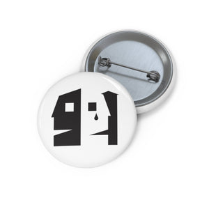 Organization (TFP) - The Farmington Players Barn Pin Buttons 1 Accessories