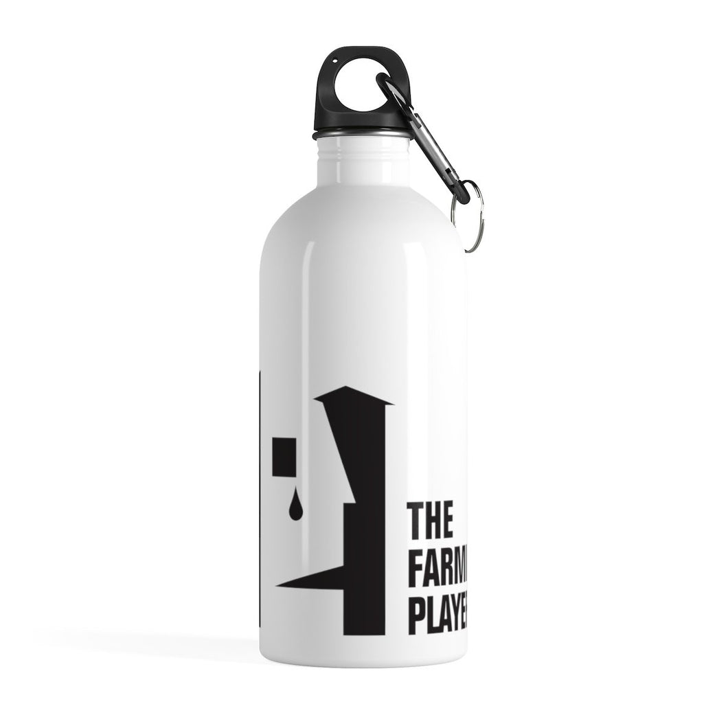 Organization (TFP) - The Farmington Players Barn Stainless Steel Water Bottle 14oz Mug