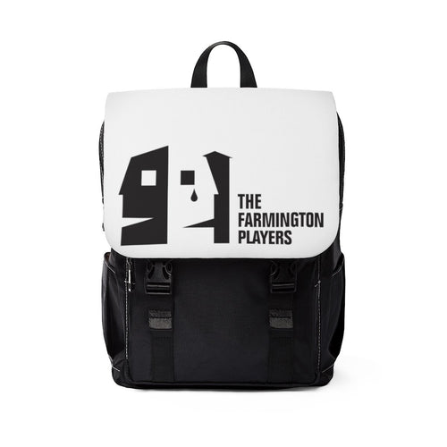 Organization (TFP) - The Farmington Players Barn Unisex Casual Shoulder Backpack One Size Bags