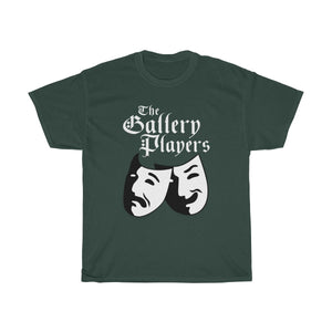 Organization (Tgp) - The Gallery Players - Unisex Heavy Cotton Tee Forest Green / S Men Women T-Shirt