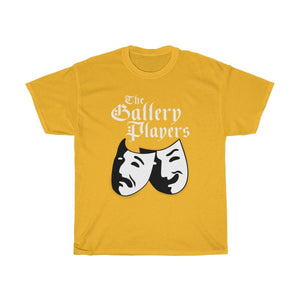 Organization (Tgp) - The Gallery Players - Unisex Heavy Cotton Tee Gold / S Men Women T-Shirt