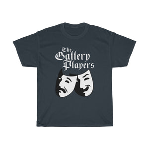 Organization (Tgp) - The Gallery Players - Unisex Heavy Cotton Tee Navy / S Men Women T-Shirt